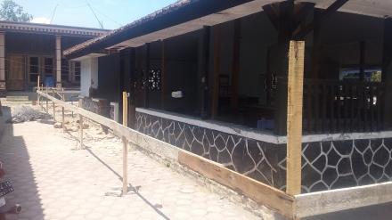 Pemugaran Balai Desa Banaran